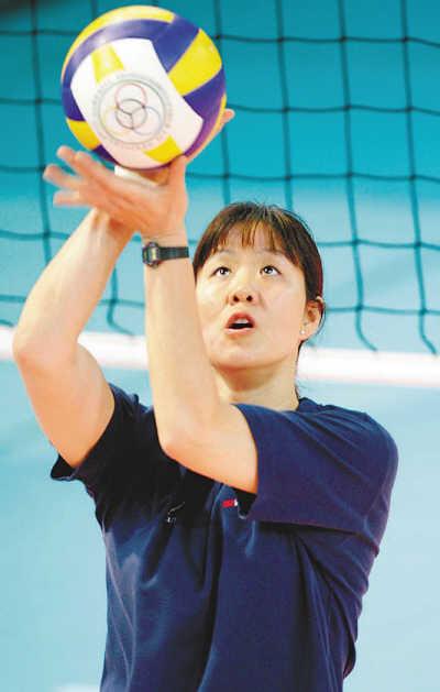 排球.   无可争议,目前女排主帅,郎平是最佳人选,无论名气、高清图片